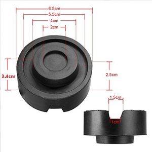 High Quality Rubber Jack Pad Rubber Pads for Car Jacks